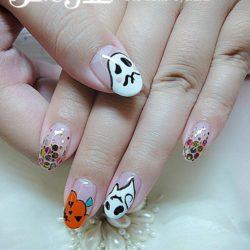 HoaLy's Eyelash Nails