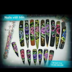 Nails Việt Tiến 68 Lạch Tray