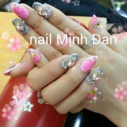 Nails xinh Minh Đan