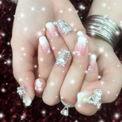 Nails Trang Nâu
